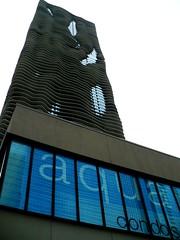 Aqua Tower (Tymitchelb) Tags: chicago aqua aquatower