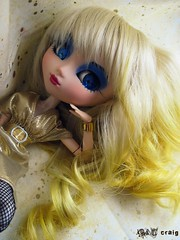 Gaga complete! (miss_skittlekitty) Tags: doll telephone customized pullip eternia ladygaga