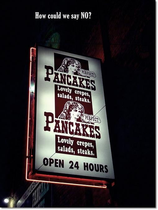 24 Hours Pancake