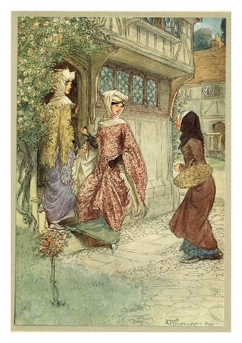 008--The merry wives of Windsor 1910- Hugt Thomson