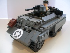 m20 armored utility car (captain adrian) Tags: car utility armored m20