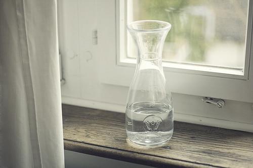 Pratiche green: bere l'acqua del rubinetto