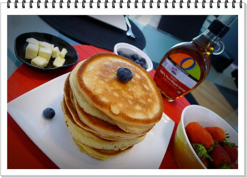 Pancakes Brunch
