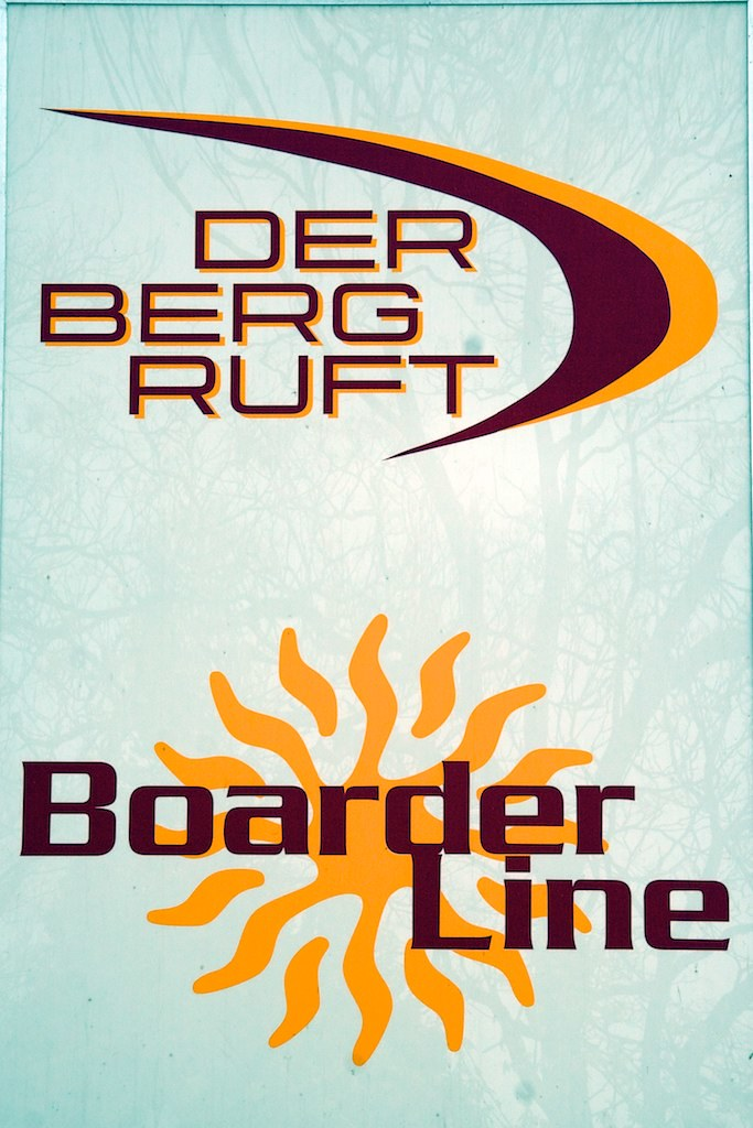 Boader Line; copyright 2007: Georg Berg