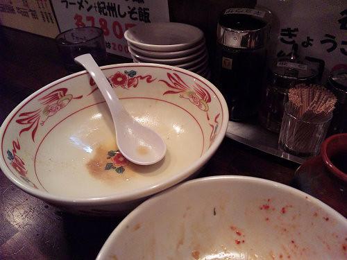紀州和歌山らーめん『あじゅち屋』奈良富雄店-13