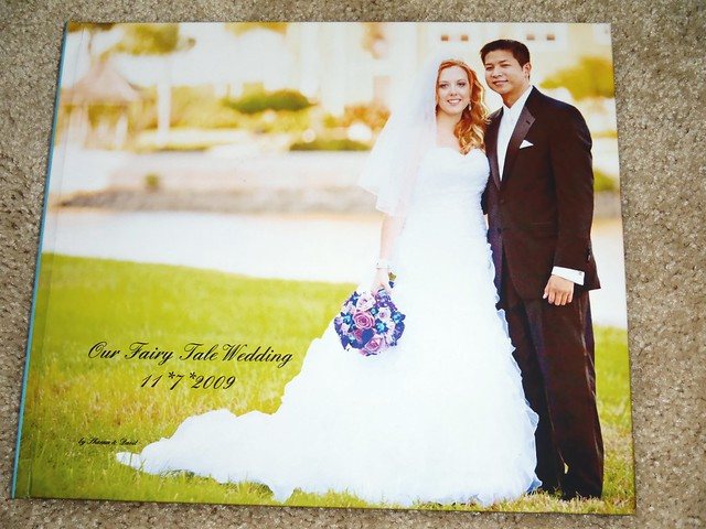 My Blurb Wedding Album photo 1