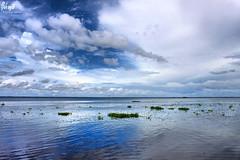 Blue Sky & Blue Sea, Is All What Your Eyes Can See! () Tags: blue see    mygearandme mygearandmepremium mygearandmebronze mygearandmesilver mygearandmegold