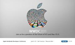 WWDC2011は2011年6月6日開催。次期iOSとMac OSについて発表。