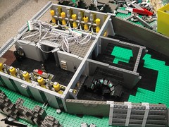 WIP Bunker (brickplumber) Tags: starwars lego legostarwars endor afol fbtb episodevi