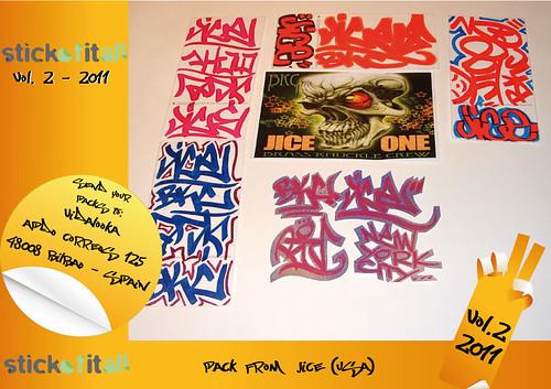 Pack From JICE by Vidalooka