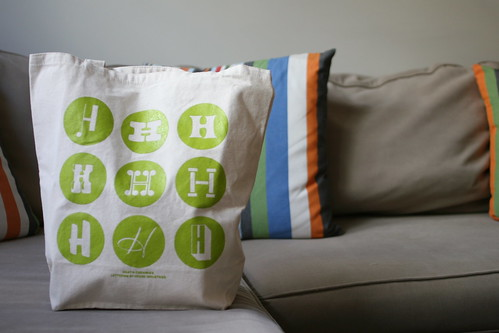 H Bag from Heath Ceramics