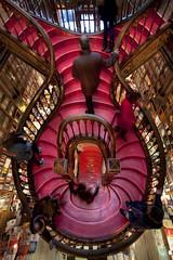 Lello & Irmo (Antnio Alfarroba) Tags: stairs porto bookshop oporto lello livraria lelloirmo livrarialelloirmo antnioalfarroba