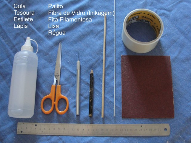 Tutorial de montagem do kit ugly stick para montar da sami hobby 5580643656_3f97da03f0_z