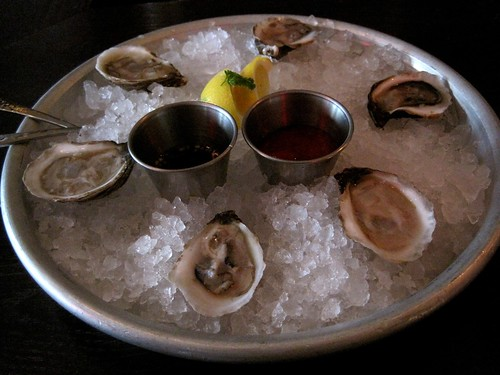 Bell, Book and Candle: Beau Soleil Oysters