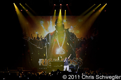 Rick Ross - 04-02-11 - I Am Music II Tour, Palace Of Auburn Hills, Auburn Hills, MI