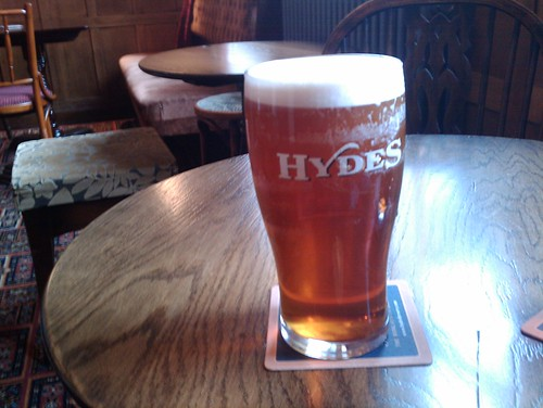Lunchtime Pint