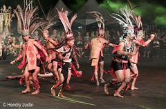 _NRY5664 (kalumbiyanarts colors) Tags: sabah cultural dayak murut murutdance kalimaran2104 murutcostume sabahnative
