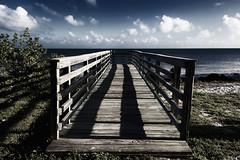 Leading to Beach (Joseph Eckert) Tags: ocean beach keys dock nikon florida atlantic fl nikkor f4 1635mm d800e