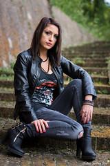 2 (Mickael Shooting Stars) Tags: shooting shoot portrait modele rock gothique arras citadelle