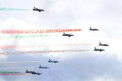 DSC_5533 (sauliusjulius) Tags: nato days ostrava 2016 czech air force september 17  18 leos janacek airport osr lkmt frecce tricolori 313 gruppo addestramento acrobatico aermacchi mb339