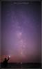 Light up the sky (Simon Woodward Photography) Tags: milkyway stars night longexposure shadows silouettes uk coast sky nighttime light outdoor