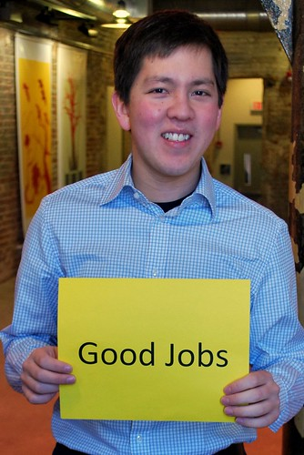 Ben Kuss is fighting for good jobs!