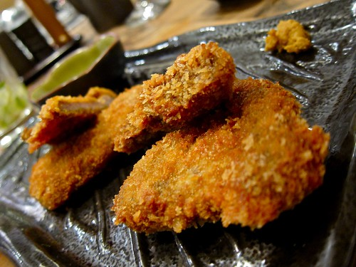 Filet katsu meat of the day