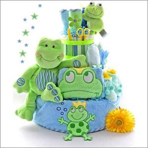 friendly froggy 3 tier