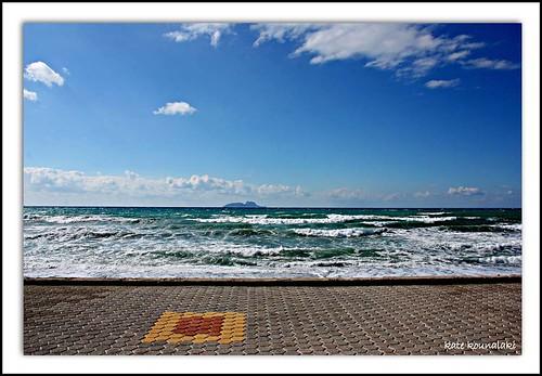 Kokkinos Pyrgos Beach