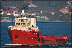 Northern Mariner (Aviation & Maritime) Tags: norway offshore bergen supply trico tricosupply northernmariner