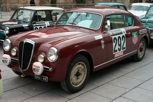 L9771180 - Rally Montecarlo Historique Lancia Aurelia GT B-20 (1953)