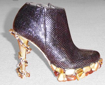 COAK McQueen DIY boots tutorial