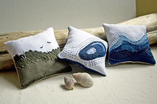pin cushions!