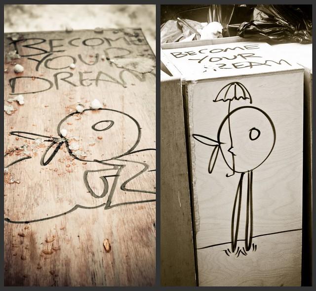 De La Vega collage