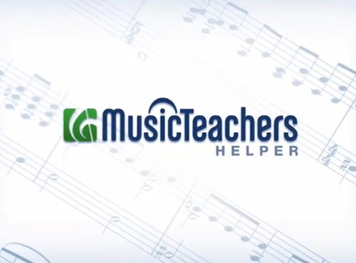 Music Teachers Helper