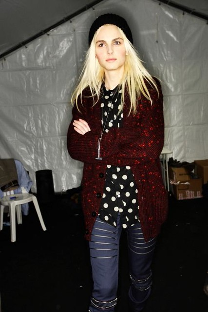 Andrej Pejic3117_FW11_Paris_Paul Smith BS(sonny)
