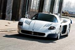 Maserati MC12 by Edo Competition (Keno Zache) Tags: auto car canon eos hp power competition ps legend luxury rare mc12 edo maserati brutal sportcar keno sportwagen 400d zache