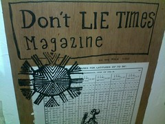 dont lie times (snakes in the grass) Tags: sf old sun skeleton salt down calif lie stuff times olde tyme