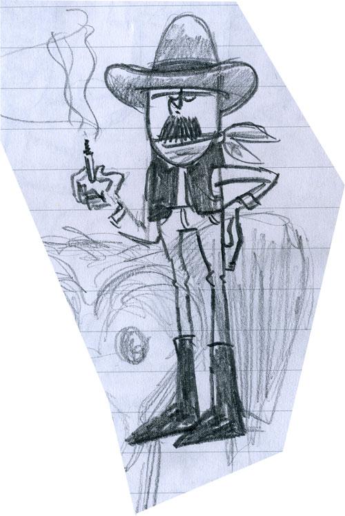 Notebook Doodle 1