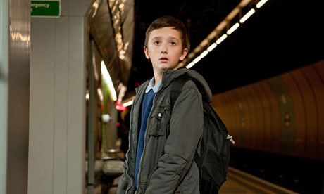 Hereafter shot on London Underground