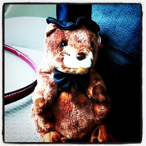 Wordless Wednesday: Happy Groundhog Day!