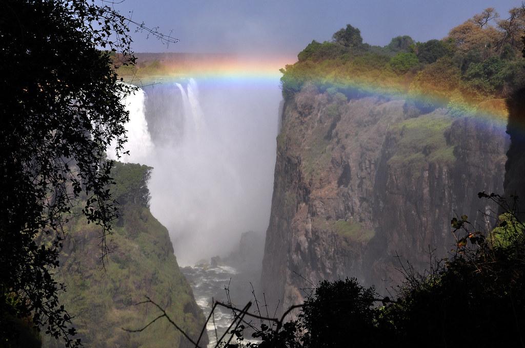 ZIMBABWE-VICTORIA FALLS-1