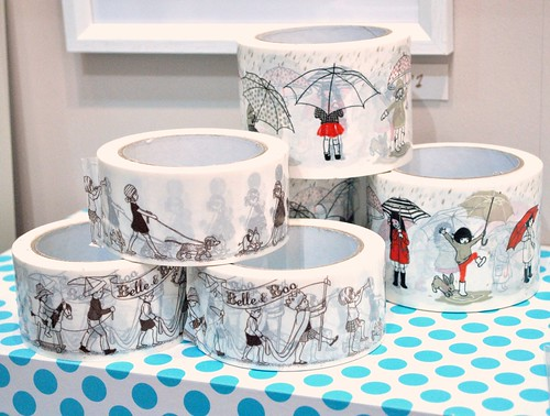 Belle & Boo decorative tape