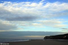 a08 sur la plage vers le Blanc Nez