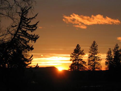 Amber Lake Sunset 6
