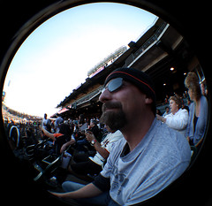Brett's new Friendster profile pic (You can't prove it) Tags: baseball mlb mccoveycove sanfranciscogiants worldchampions attpark fanfest2011
