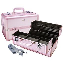 Metro Train Case - Pink $98