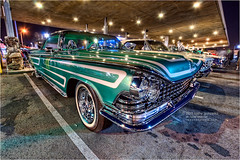 1959 buick (pixel fixel) Tags: custom fins downey bobsbigboy greenandwhite broiler 1959buick