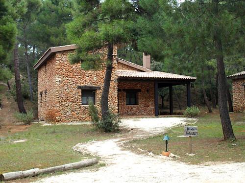Las Salegas del Maguillo, casas (2)