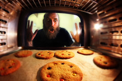 40/365 - Cookie's (possessed2fisheye) Tags: food get cooking cookies make yummy interesting post tags it fisheye number explore more your but 365 wont tps creativeselfportrait opteka intheoven project365 60d 365project thecookiemonster iwantonenow dontburnthem fisheyeselfportrait diagonalfisheye opteka65mmfisheye tallaghtphotographicsociety dudeyouneedhelp fisheyeireland fisheyemostinteresting opteka65mmfullframefisheye dudeyouroffyourhead aretheyreadyyet anyoneforcookies musthavecookie crispyroundsofpleasure waitingforthecookiestocomeoutoftheoven successfulaipfpanel